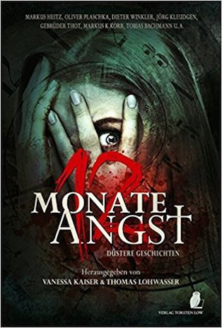 Buchcover 12 Monate Angst