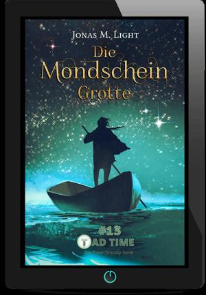 E-Book Cover Fantasyserie Tad Time Band 13