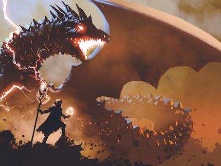 Feuer frei: Die besten Fantasybücher mit Drachen (und Filmtipps gibt's auch)