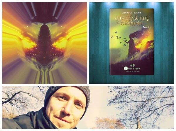 Fantasy-Autor Jonas M. Light