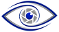 MesmerEyes Logo - Eye Only - white pupil
