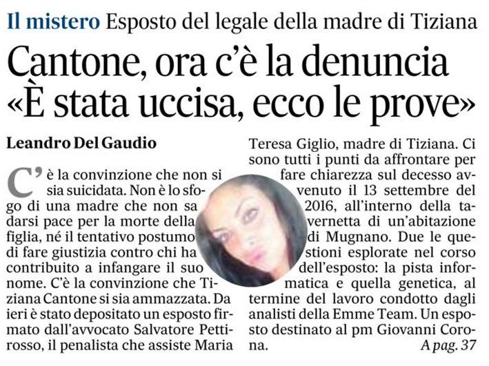 Emme Team Tiziana Cantone