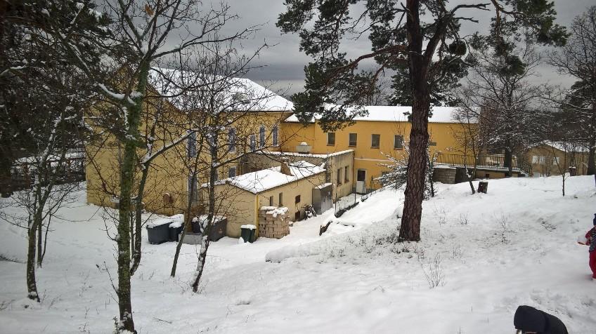 Pasto sous la neige 2015