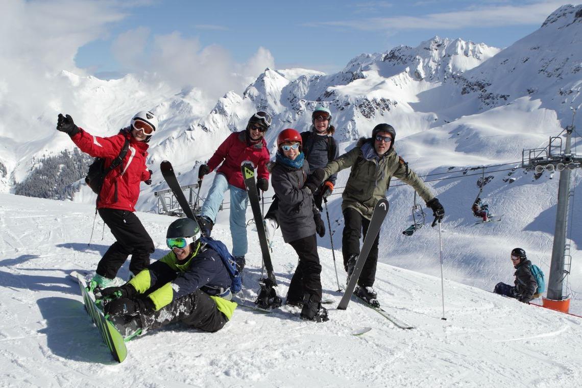 Les camps ski 2020