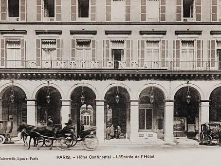 Отель Континенталь, Париж