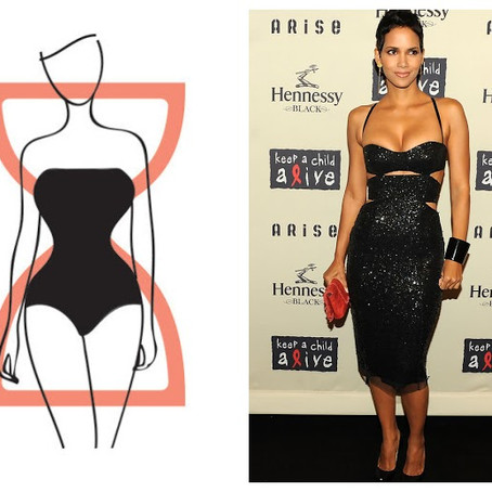 Let's talk body types- 'The Hourglass Girl'.