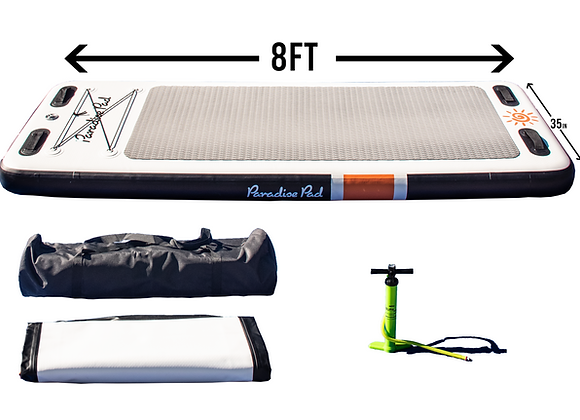 3'x8' inflatable pad