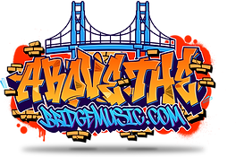 Abovethemusicbridge Graffiti illustratio