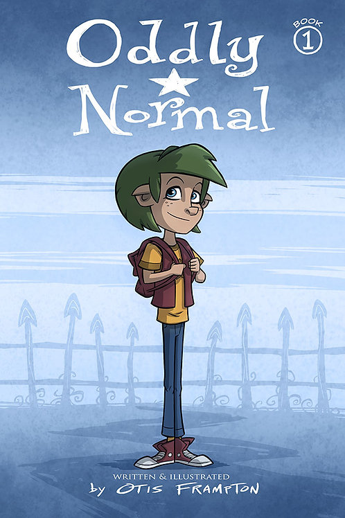Oddly Normal Book 1 - Signed
