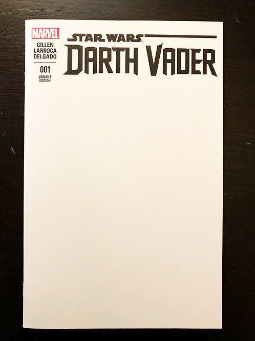 Sketch Cover Commission - Darth Vader #1
