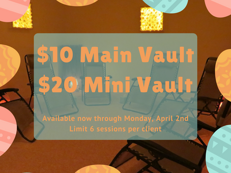 Easter 2018 Special!
