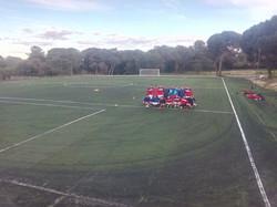 Campo Fútbol 11 Cesped