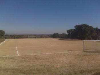Campo Fútbol 11 Tierra