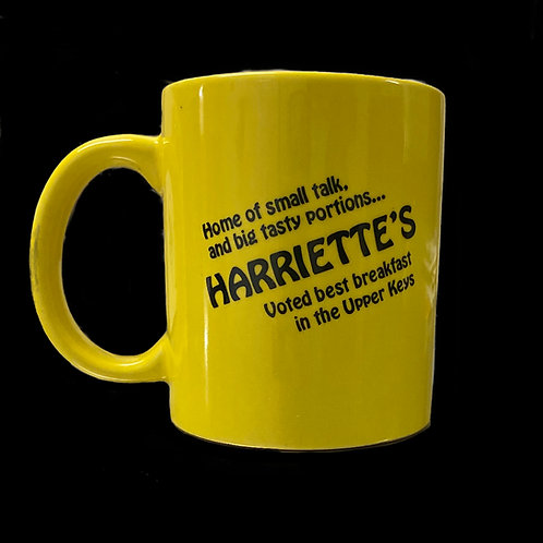 HARRIETTE'S MUG