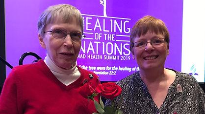 Faith Community Nursing Leaders J Payne