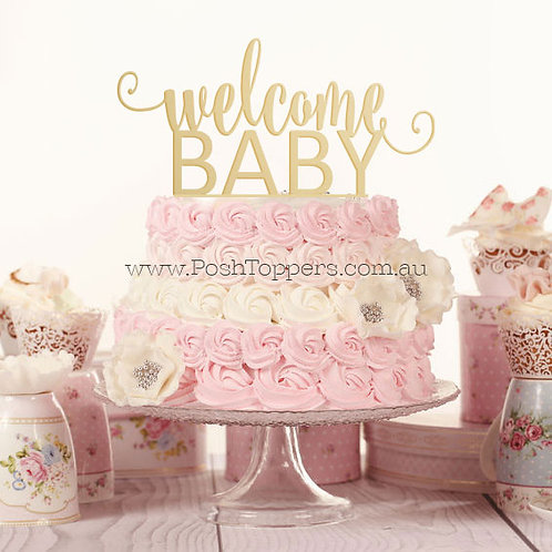 EXPRESS SERVICE - Welcome Baby