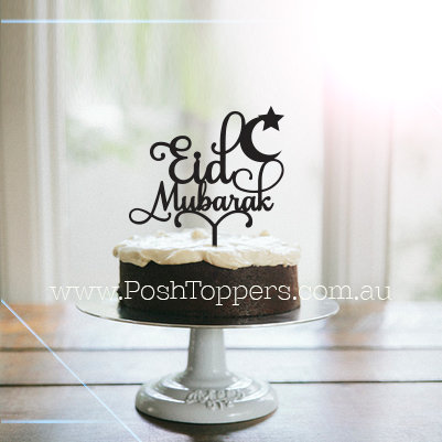 EID Mubarak Topper