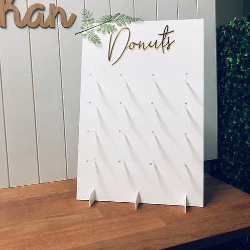Donuts Wall Stand - Large