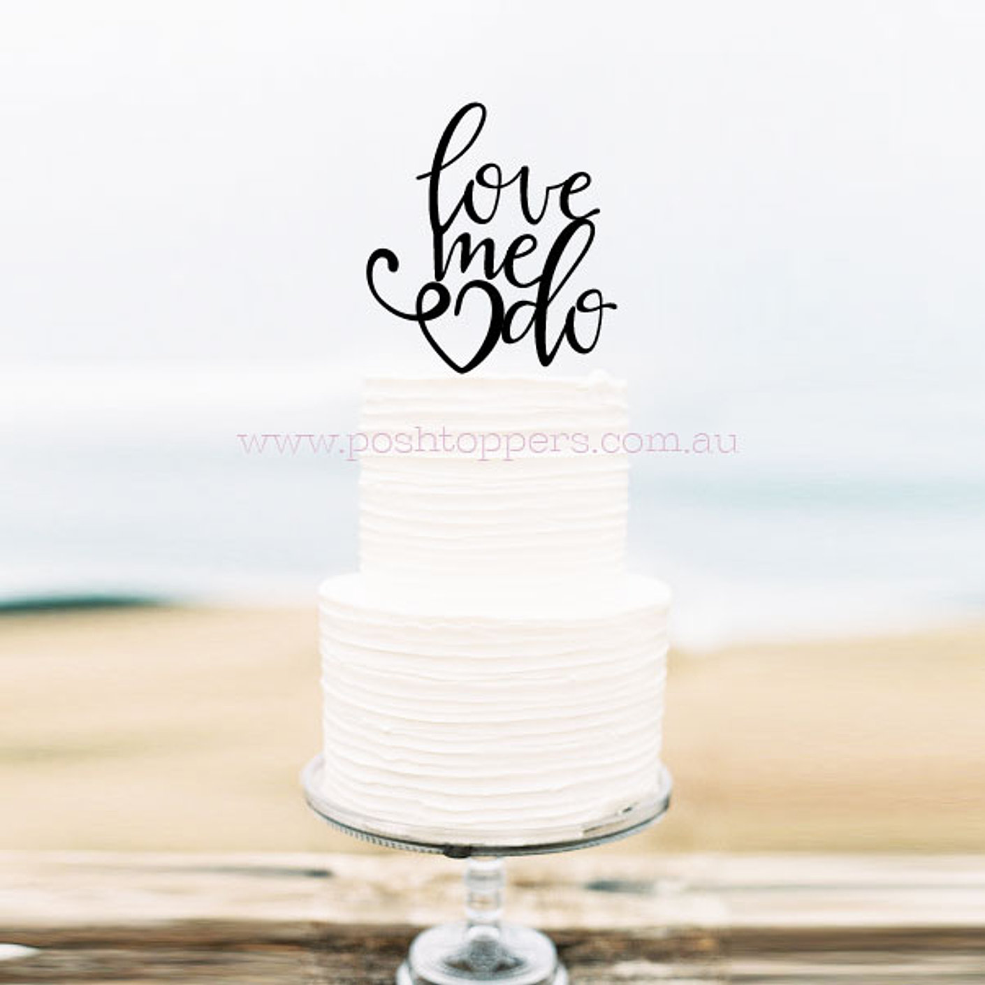 Personalised Cake Toppers Perth