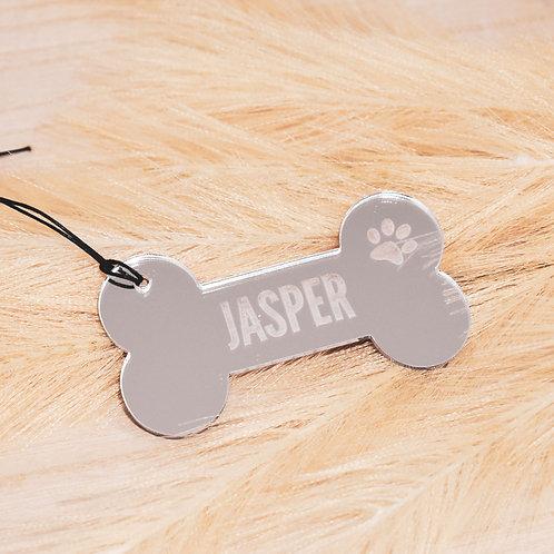 Personalised Bone - Pet Ornament
