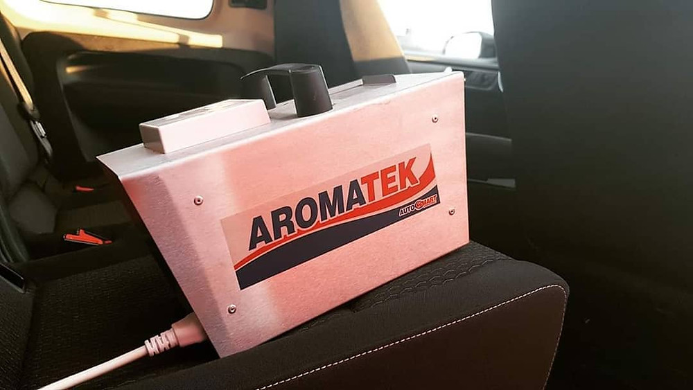 Aromatek Machine