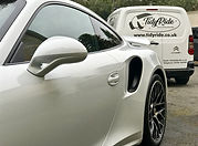 TidyRide_mobile_valeting_porsche_newton_