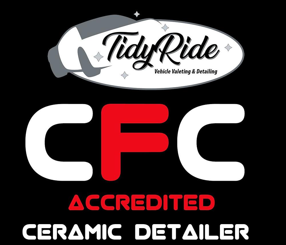 CFC ACCREDITED CERAMIC DETAILER