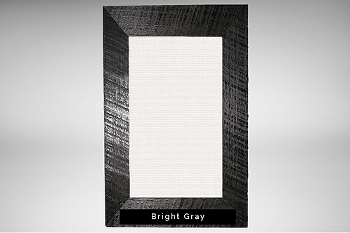 Slate Frame Covers with Transparent or Opaque Fabrics
