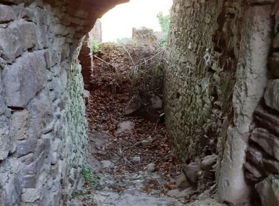 Passage du puits