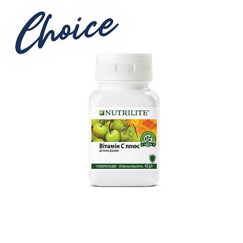 Изображение Витамин С плюс NUTRILITE