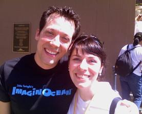 Deb and Johnny Tartaglia 2010.