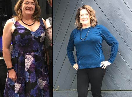 Jenny Grimmett - from pre-diabetic to fabulous in 4 short weeks!