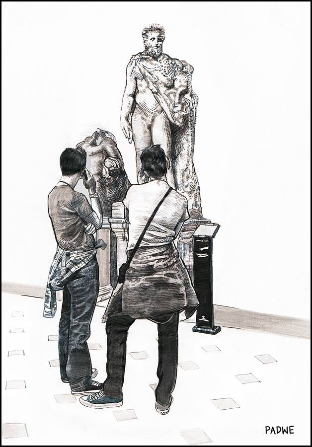 Museum Series, Vatican 03