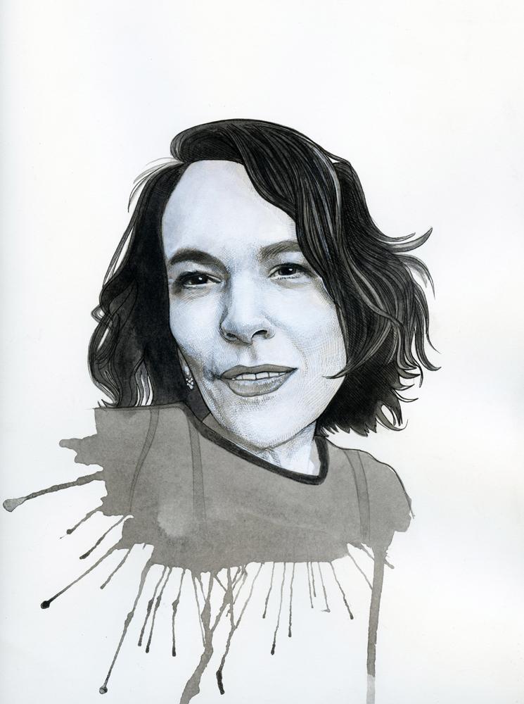 Portrait of Linda