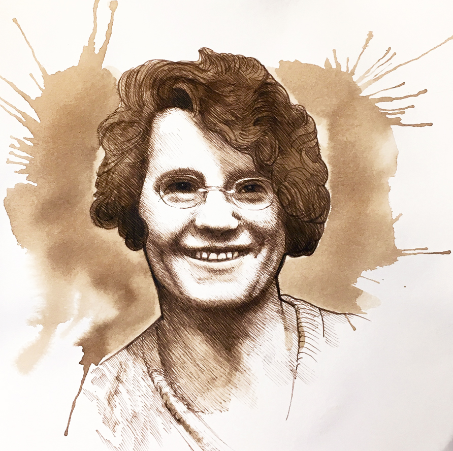 Portrait of Rosa (Kenny) Madden