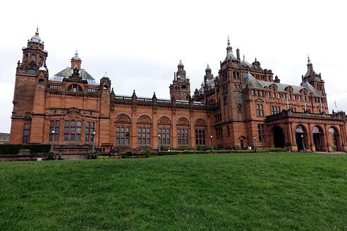 Visiting The Kelvingrove Art Gallery & Museum, Glasgow