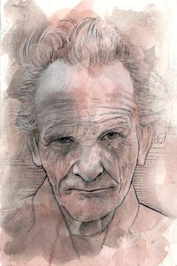 Portrait of a Man (sold)
