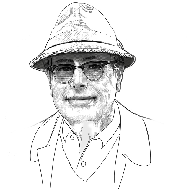 Portrait of Basil Barwell