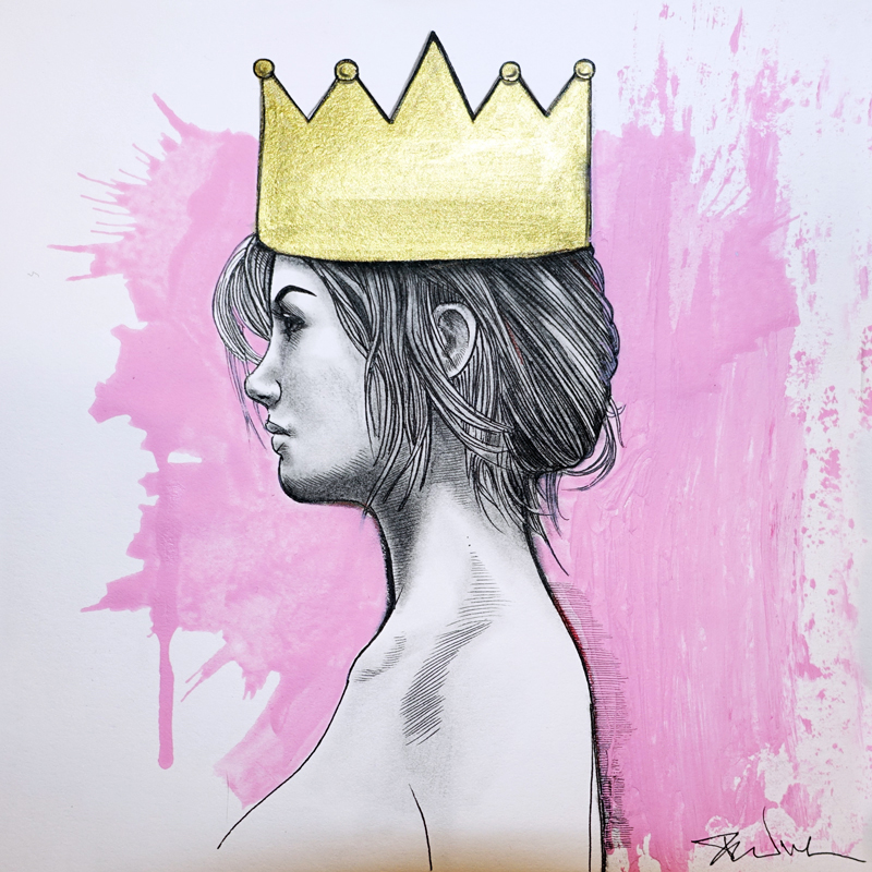 Crown Sketch