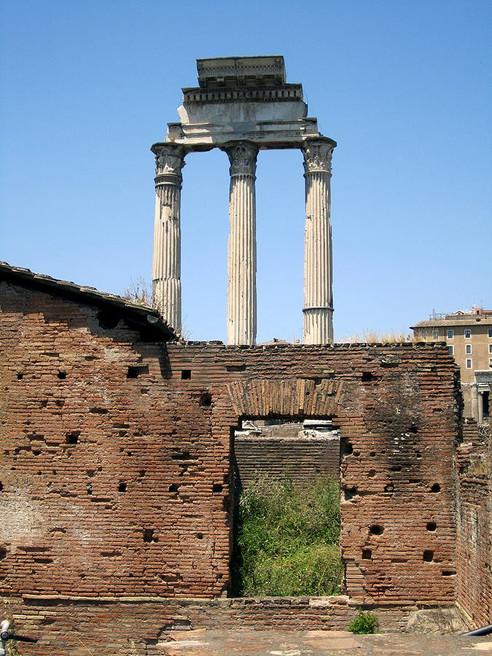 Ruins of Rome (just walking around)