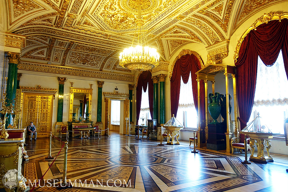 Winter Palace Interior