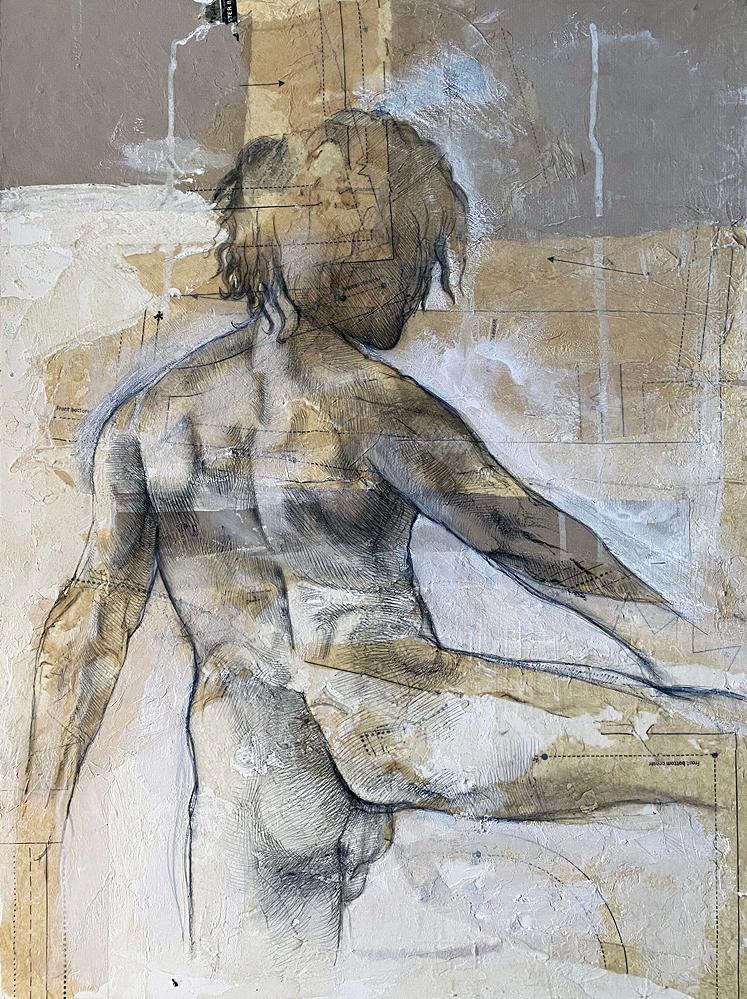 Andrew's Degas Pose