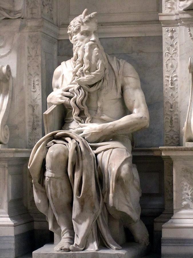San Pietro in Vincoli (Saint Peter In Chains), Rome