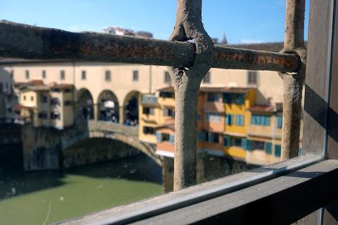 Visiting The Vasari Corridor, Florence