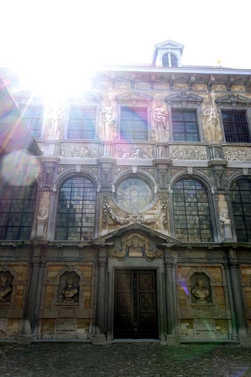 Visiting The Rubenshuis, Antwerp
