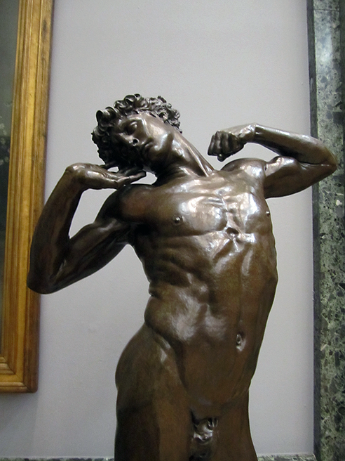 Visiting the Tate Britain, London