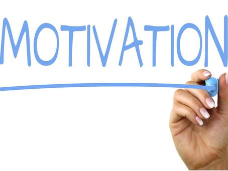 Motivation. A lockdown challenge?