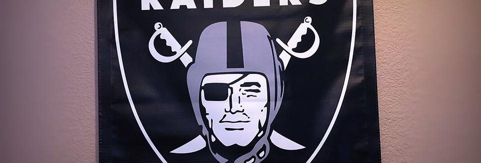 Raiders Banner