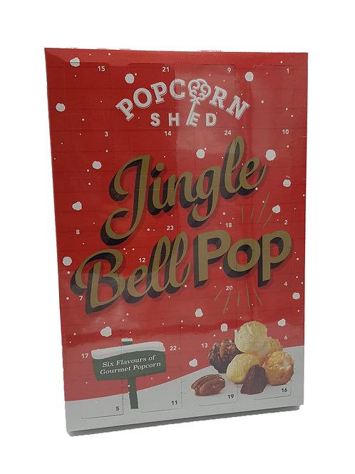 Popcorn Advent Calendar - inc FREE DELIVERY