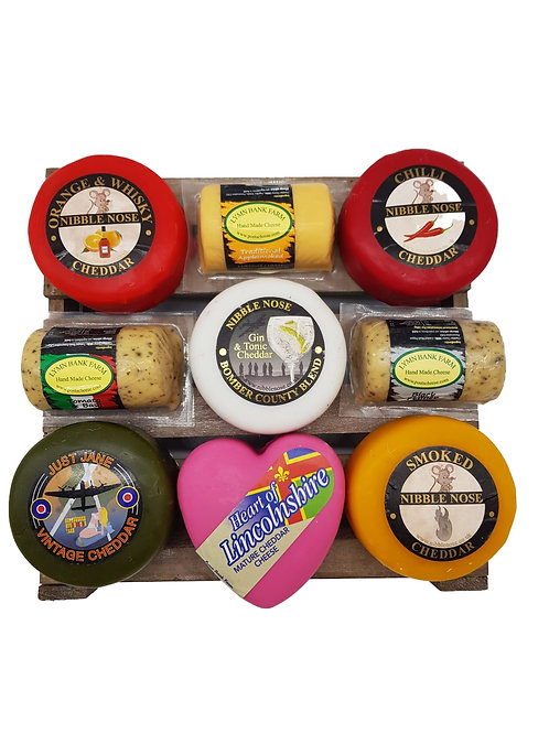 Monthly Cheese Only Subscription Box